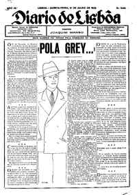 Quinta-feira, 21 de Julho de 1932
