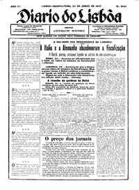 Quarta-feira, 23 de Junho de 1937