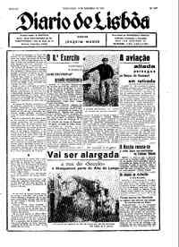 Terça-feira, 15 de Dezembro de 1942