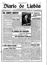 Sábado, 5 de Abril de 1947
