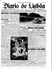 Terça-feira, 18 de Novembro de 1958