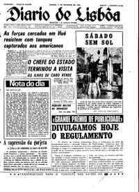 Sábado, 17 de Fevereiro de 1968