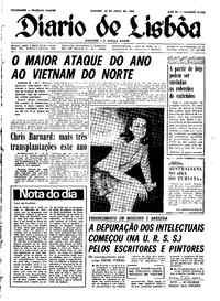 Sábado, 20 de Abril de 1968