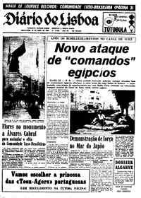 Terça-feira, 22 de Abril de 1969