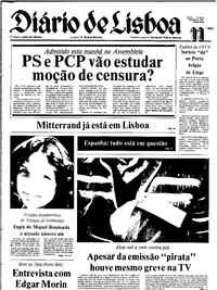 Sexta-feira, 11 de Dezembro de 1981
